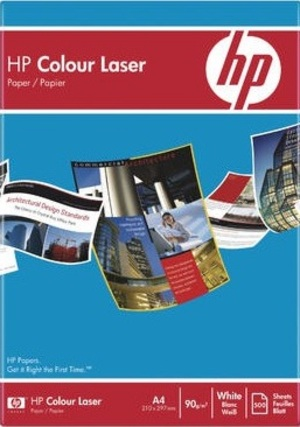HP Color Laser Paper, weiss A4 CHP370e
