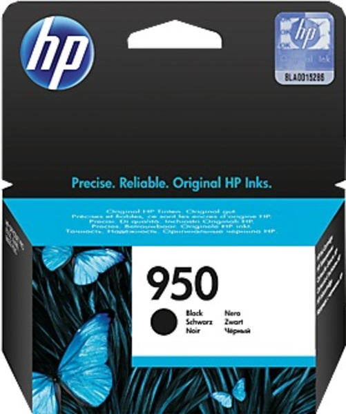 HP 950 Black Officejet Ink Cartridge CN049AE