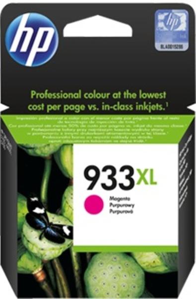 HP 933XL Magenta Officejet Ink Cartridge CN055AE