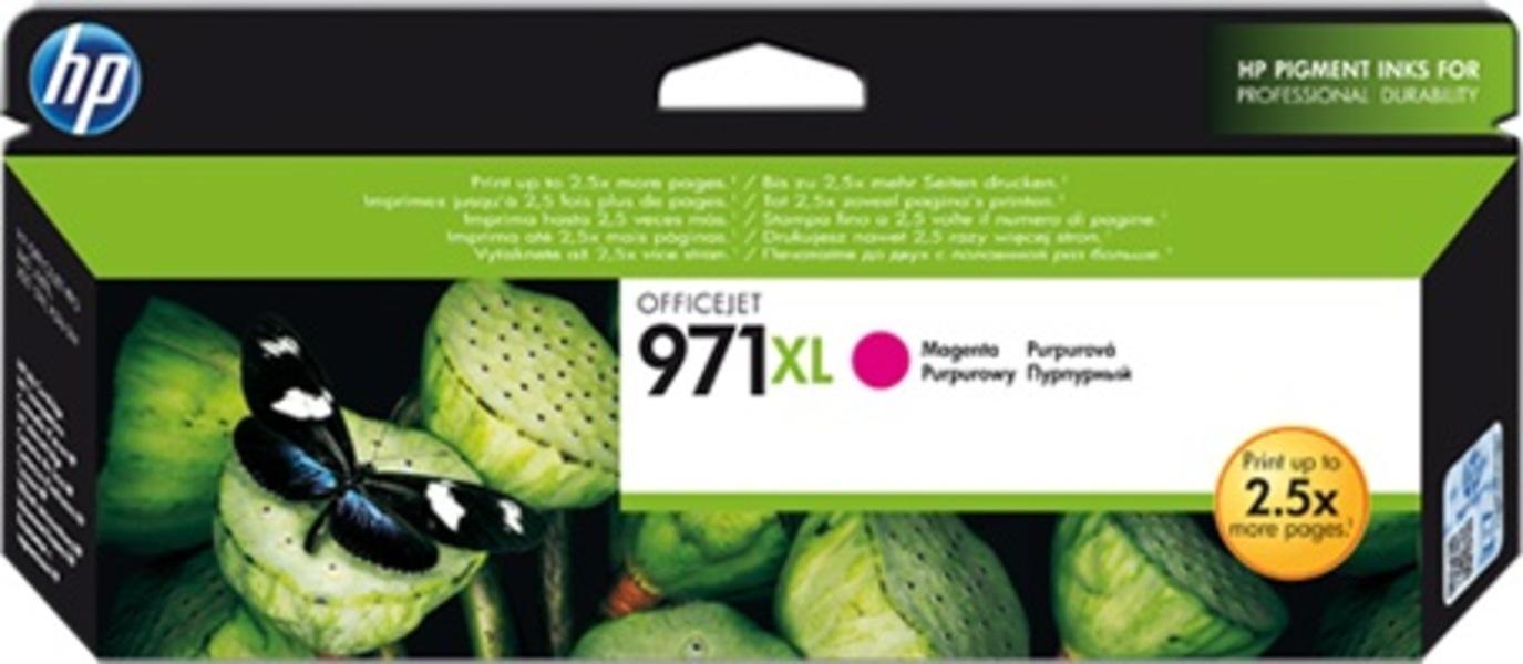 HP 971XL Magenta Ink Cartridge CN627AE