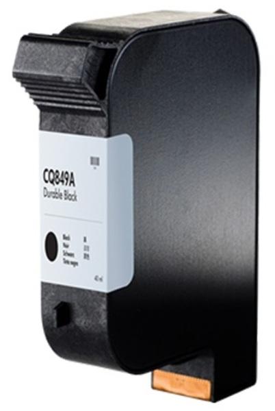 HP SPS Tintenpatrone TIJ 2.5 schwarz CQ849A