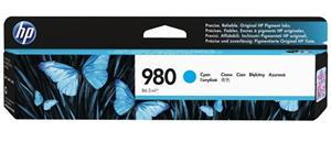 HP Ink/980 Cyan Original Cartridge D8J07A