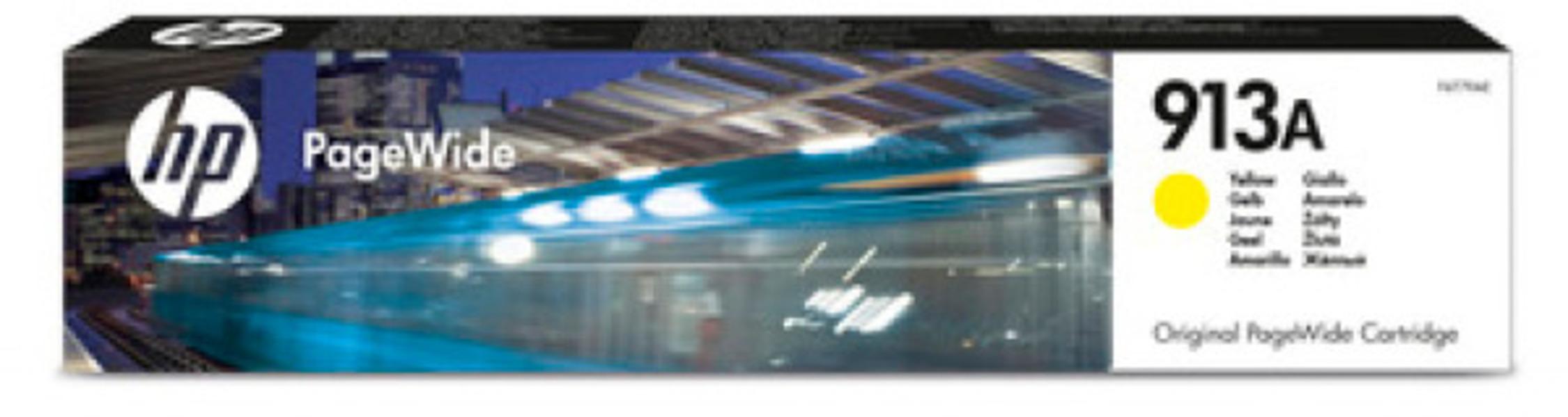 HP 913A gelb original PageWide cartridge F6T79AE
