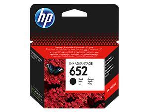 HP 652 Tintenpatrone Schwarz F6V25AE