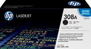 HP Cartridge No.308A Black (Q2670A) HN00HP54986