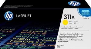 HP HP Toner, 311A, yellow Q2682A