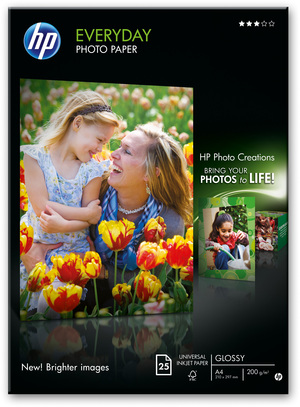 HP Paper/Everyday Photo gloss A4 Q5451A