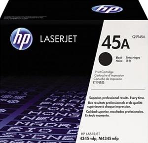 HP Toner, 45A, black Q5945A