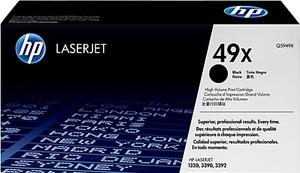 HP Toner 49X - Black (Q5949X) Q5949X