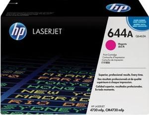 HP Toner, 644A, magenta Q6463A