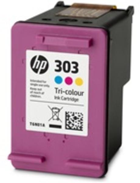 HP 303 Tinte dreifarbig T6N01AE