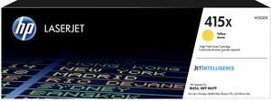HP 415X Yellow LaserJet Toner Cartridge W2032X