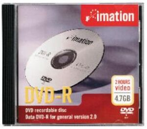 Imation DVD-R 1892A1