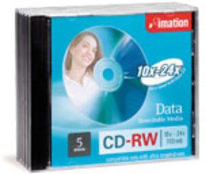 Imation Imation CD-RW 700MB/80Min. 19003