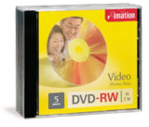 Imation DVD-RW 4.7GB JewelCase 769797