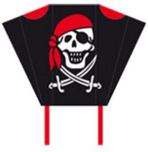 INVENTO Pocket Sleddy Jolly Roger, 43x33 cm I-JollyRoger