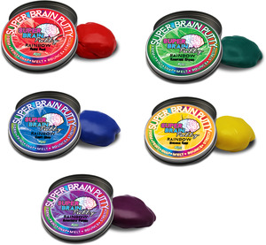 JOKER Super Brain Putty,Rainbow Series 33983A1