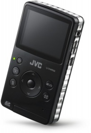 JVC HD Camcorder GC-FM1B GC-FM1B