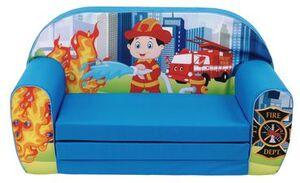 knorrtoys Kindersofa Fireman 68432