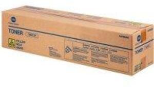Konica Minolta MINOLTA TN-612Y Toner gelb Standardkapazität 25.000 Seiten 1er-Pack A0VW250