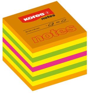 KORES Haftnotiz Würfel 50x50mm N48460
