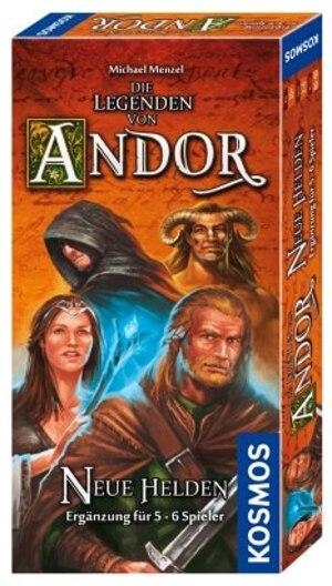 KOSMOS Neue Helden Andor Erw.& Erg. 692261