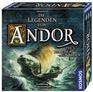 KOSMOS Die Legenden von Andor: Die Reise in den Norden - 2. Erw. FKS6923460