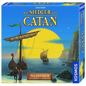 KOSMOS Siedler v.Catan Seefahrer d Erweiterungsspiel zu, die Siedler von Catan 610-70-053 61070013