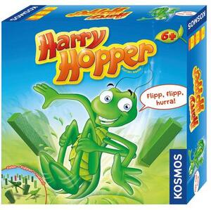 KOSMOS Harry Hopper (Grashüpfer) - Flipp, flipp, Hurra! FKS6973340