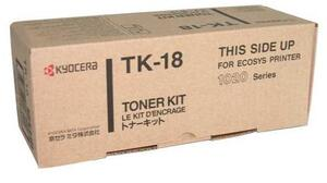KYOCERA Toner Kit, black TK18