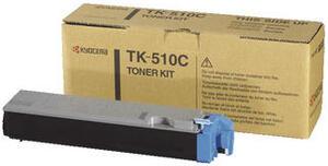 KYOCERA Kyocera Toner Kit, cyan TK510C
