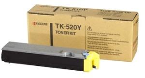 KYOCERA Kyocera Toner Kit, yellow TK-520Y