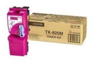 KYOCERA Kyocera-Mita Toner Kit magenta TK-820M