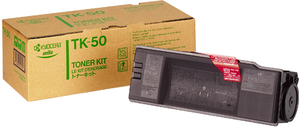 KYOCERA Kyocera Toner Kit, black TK50H