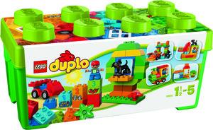 LEGO Grosse Steinbox 1.5-5 Jahre, 65 Teile, Lego Duplo