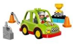LEGO LEGO Rennwagen Lego Duplo, 2-5 Jahre 10589