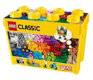 LEGO Grosse Bausteine-Box Lego Classic, 790 Teile ab 4-99 Jahren 10698