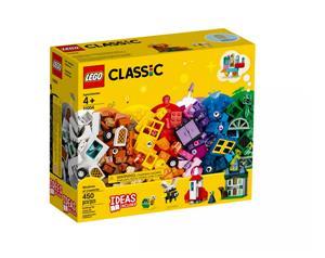 LEGO Bausteine - kreativ mit Fenstern 11004