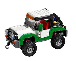 LEGO Abenteuerfahrzeuge Lego Creator, 7-12 Jahre 31037