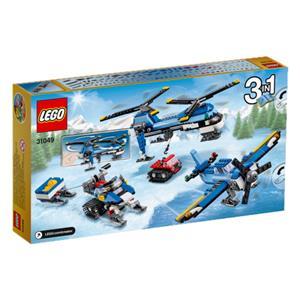 LEGO Doppelrotor-Hubschrauber Lego Creator, 8-12 Jahre 31049