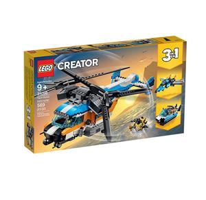 LEGO Doppelrotor-Hubschrauber 31096