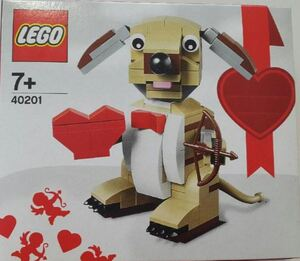 LEGO Valentinstag-Hund 40201A1