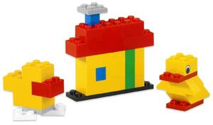 Lego Steinerlei Dose 4027A1