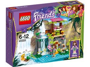 LEGO Friends Einsatz im Dschungel