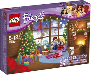 LEGO Adventskalender Lego Friends 41040