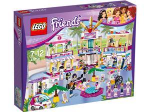 LEGO Heartlake Einkaufszentrum Lego Friends, 7-12 Jahre 41058
