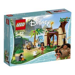 LEGO Vaianas Abenteuerinsel Lego Vaiana, 5-12 Jahre, 205 Teile 41149A1