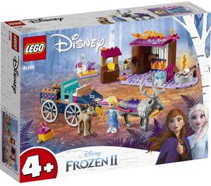 LEGO Elsa und die Rentierkutsche 41166