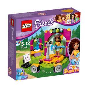 LEGO Andreas Showbühne 41309