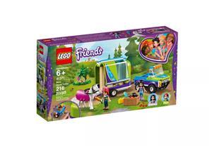LEGO Mias Pferdetransporter 41371